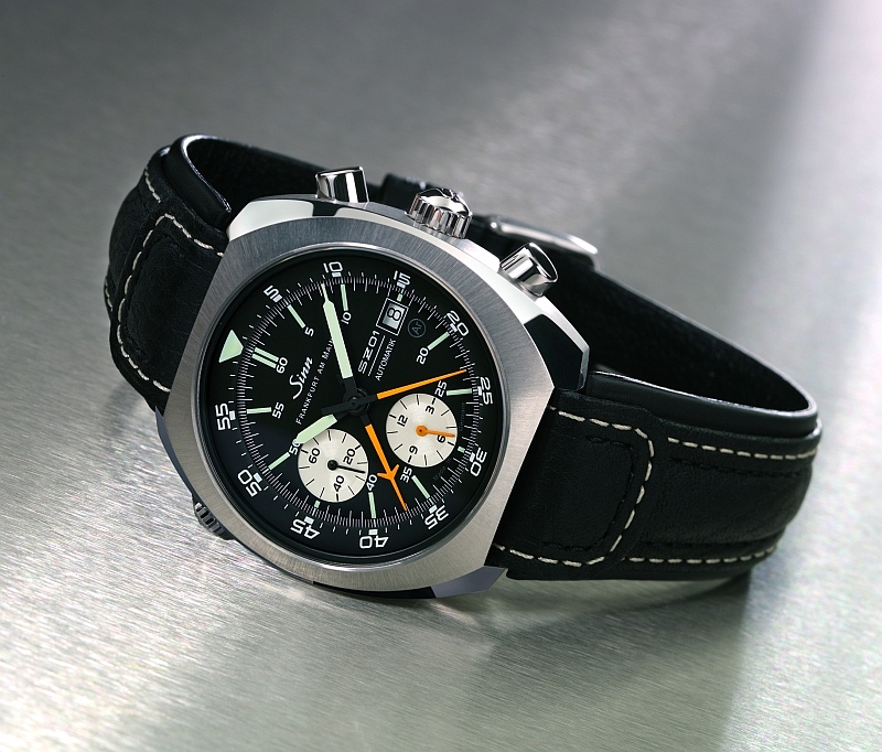 Sinn 140A Space Chronograph with SZ-01 movement
