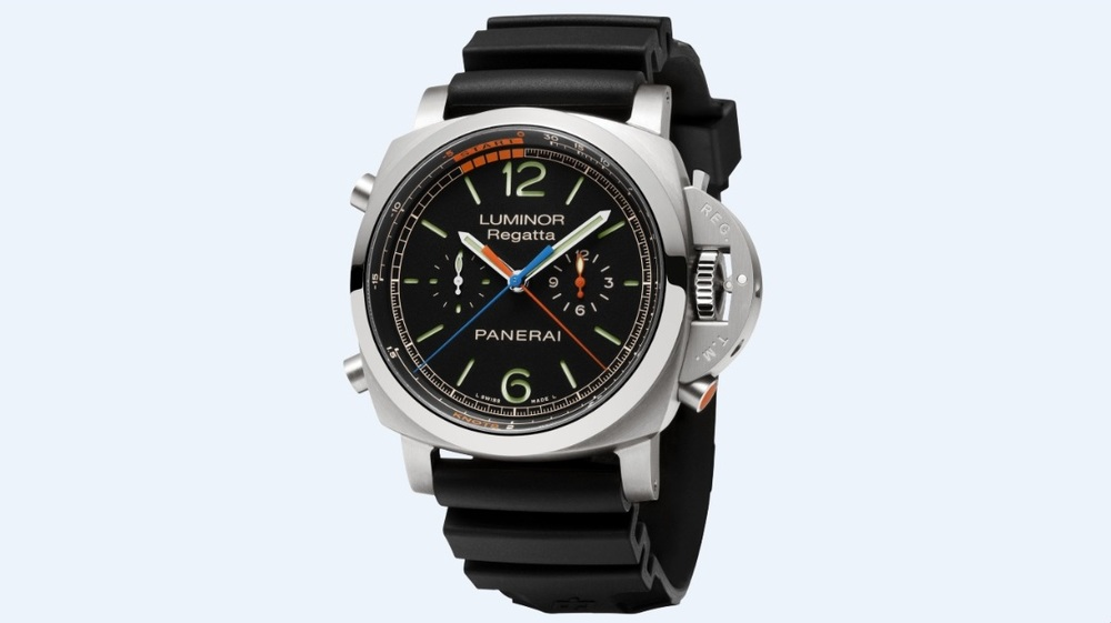 Panerai Luminor 1950 3 Days Regatta Chrono Flyback Titanio (PAM00526)