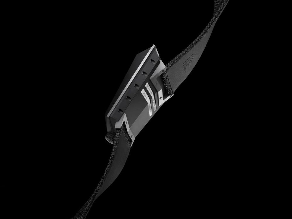Trapeze-Shaped Case