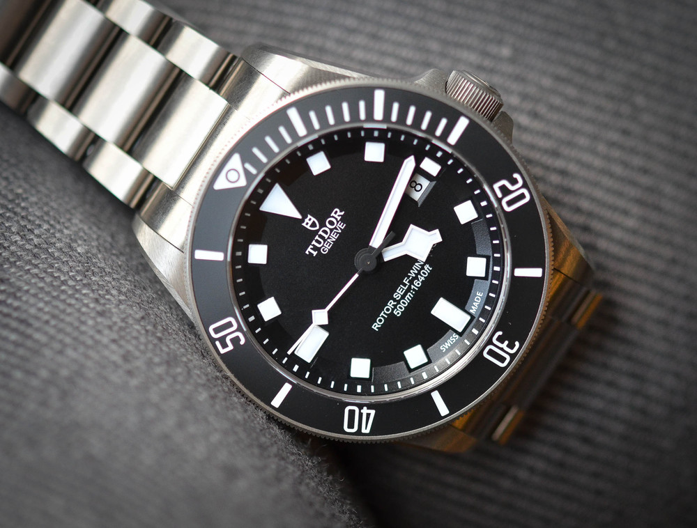 tudor black bay date