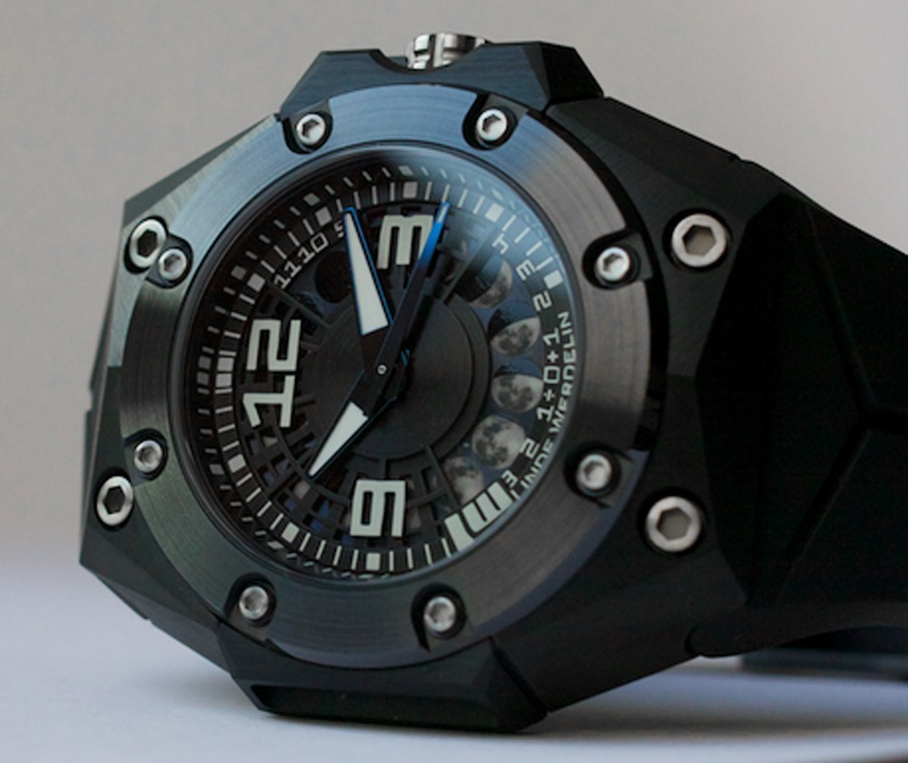 The Oktopus II Moon Black