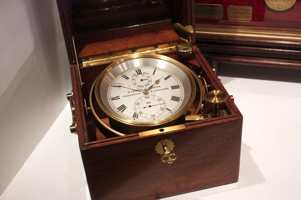Marine Chronometer by A Lange & Söhne