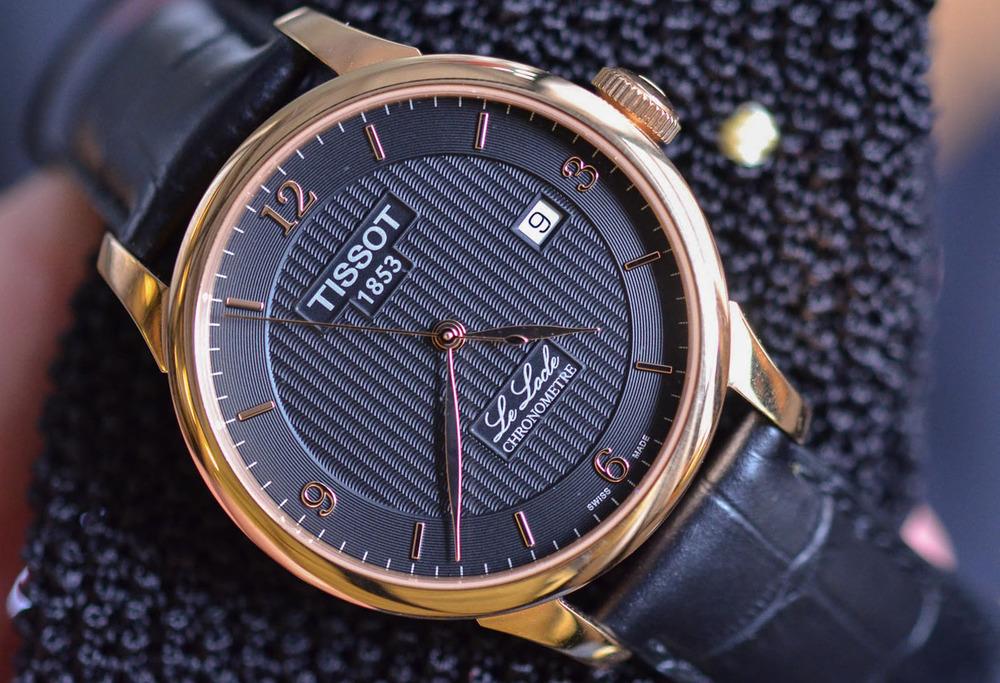 Award-WinningTissot Le Locle Chronometre