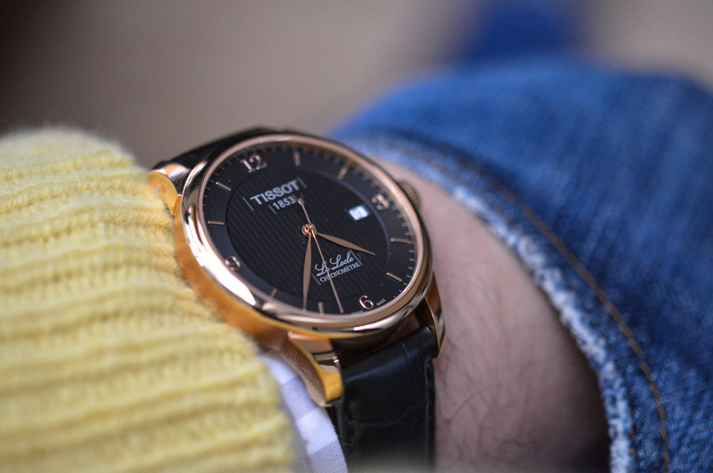 The Le Locle Chronometre Is Extremely Easy To Wear