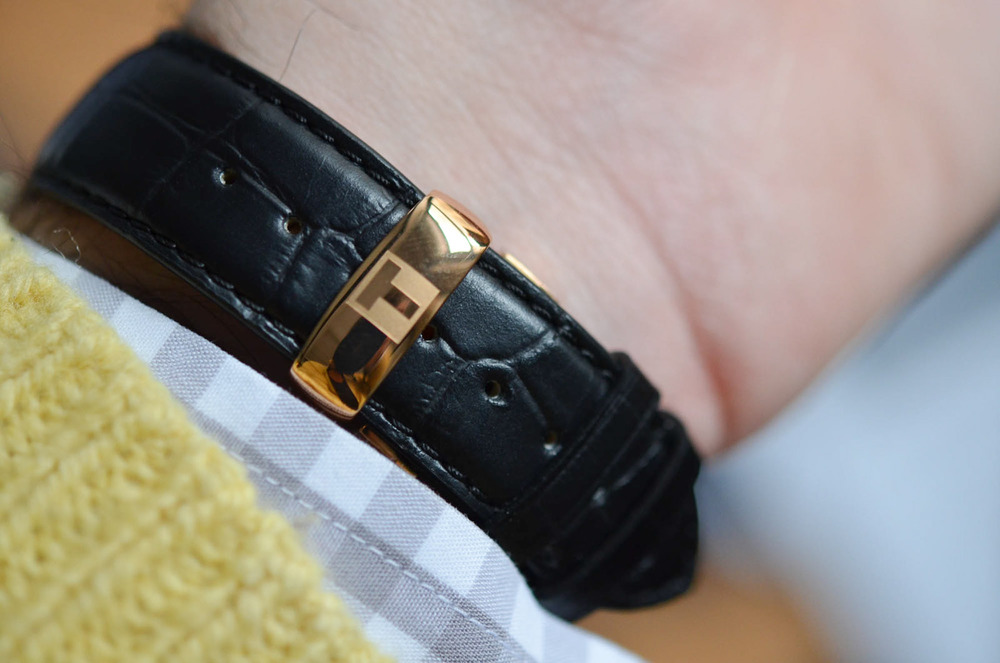 Rose Gold PVD Deployant Clasp