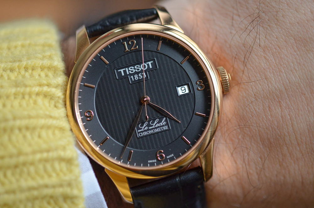 The Le Locle On The Wrist