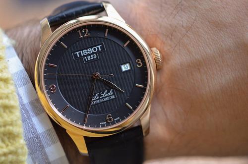 tissot le locle automatic chronometer образом, композиция раскрывается
