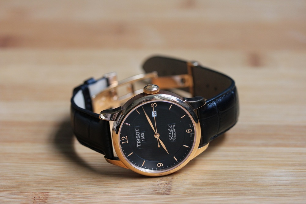 Tissot's Le Locle Chronometre