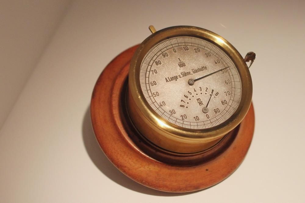 A. Lange & Söhne Micrometer, 1875