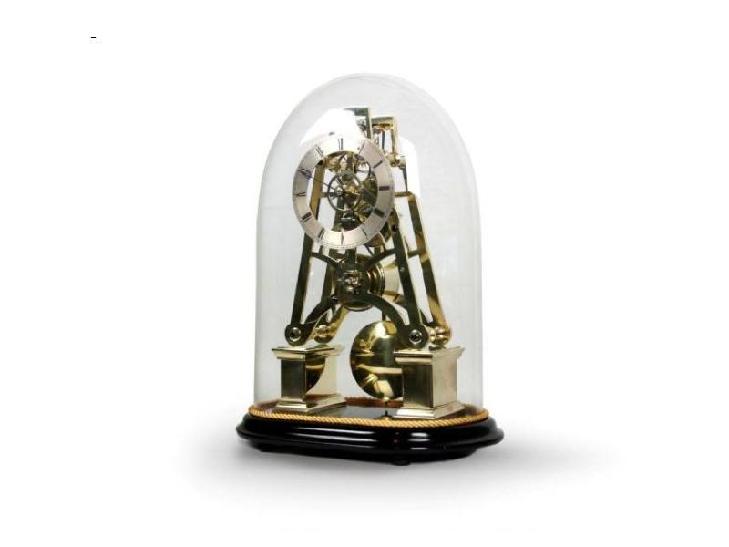 Nineteenth Century Pyramid Clock