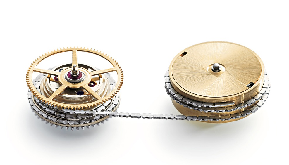 Fusée-and-Chain Tourbillon