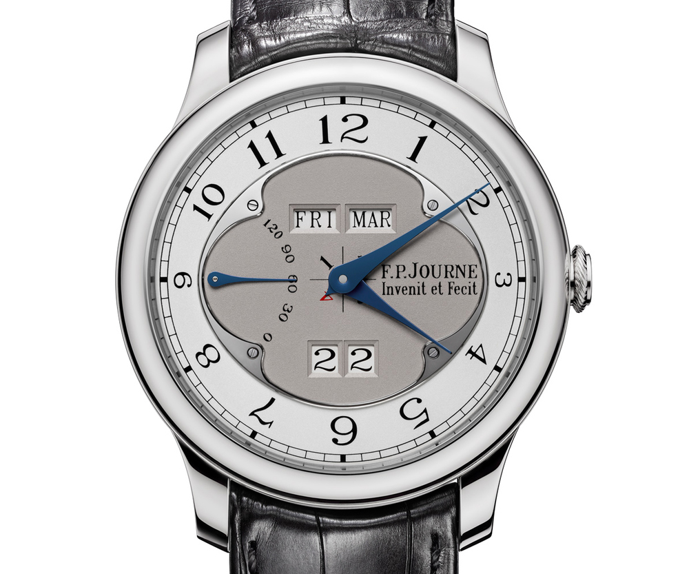The very special FP Journe Quantième Perpétuel will make its American Debut
