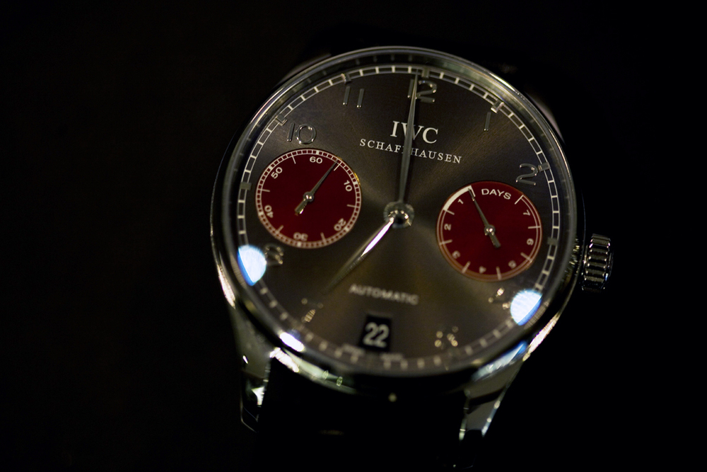 IWC Portuguese Automatic Edition Tribeca Film Festival 2013 - One of One Hundred