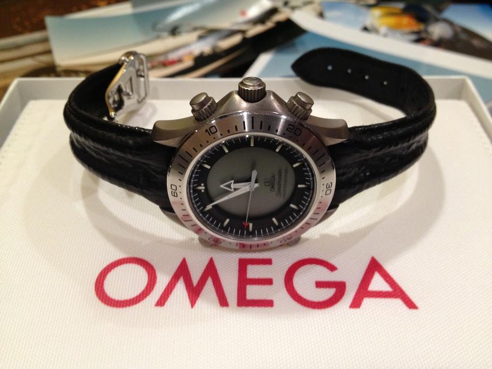 The Omega X-33