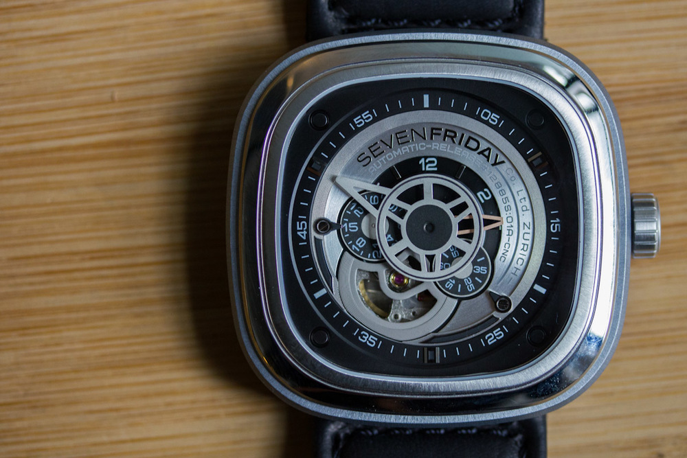 A Closer Look At The SevenFriday P1