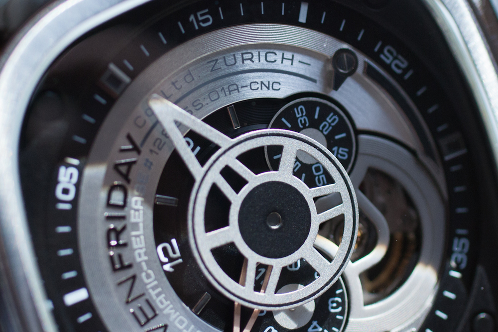 """Zurich"" On The Dial"