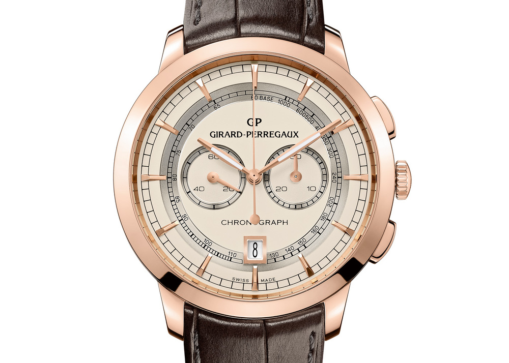 The Girard-Perregaux 1966 Column-Wheel Chronograph