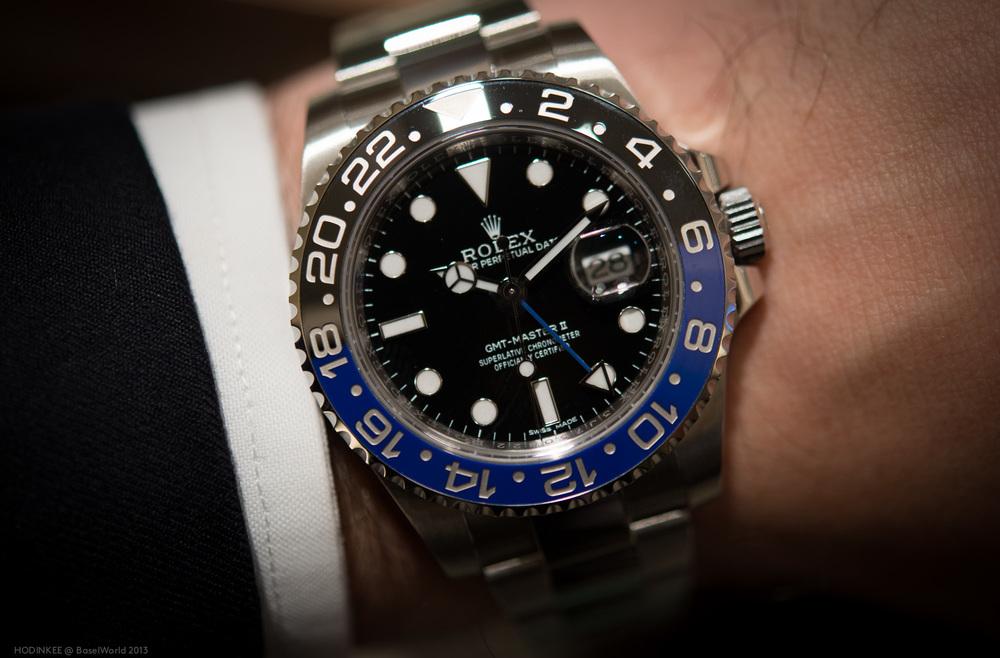 Rolex Gmt Master Ii Blnr For Sale