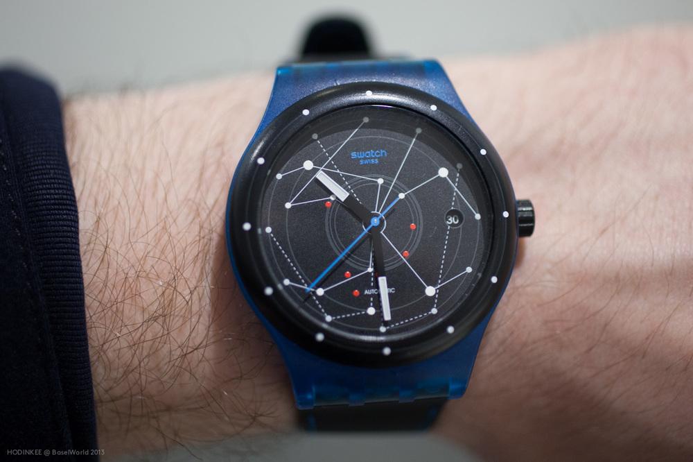 The Sistem51 On The Wrist