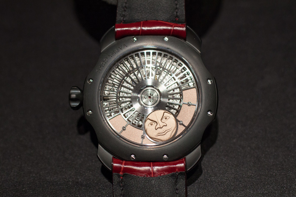 The K1's Heavily Modified Soprod Movement With Moon Rotor