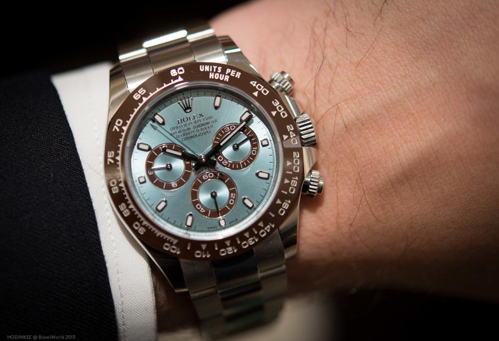 Rolex price 2014