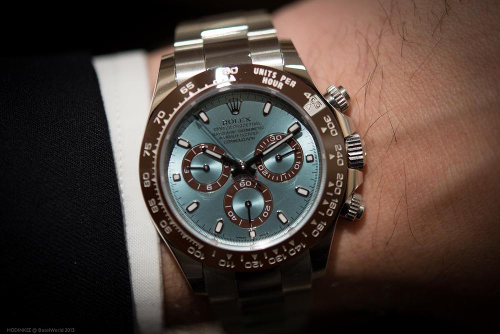 Platinum Rolex Daytona Price