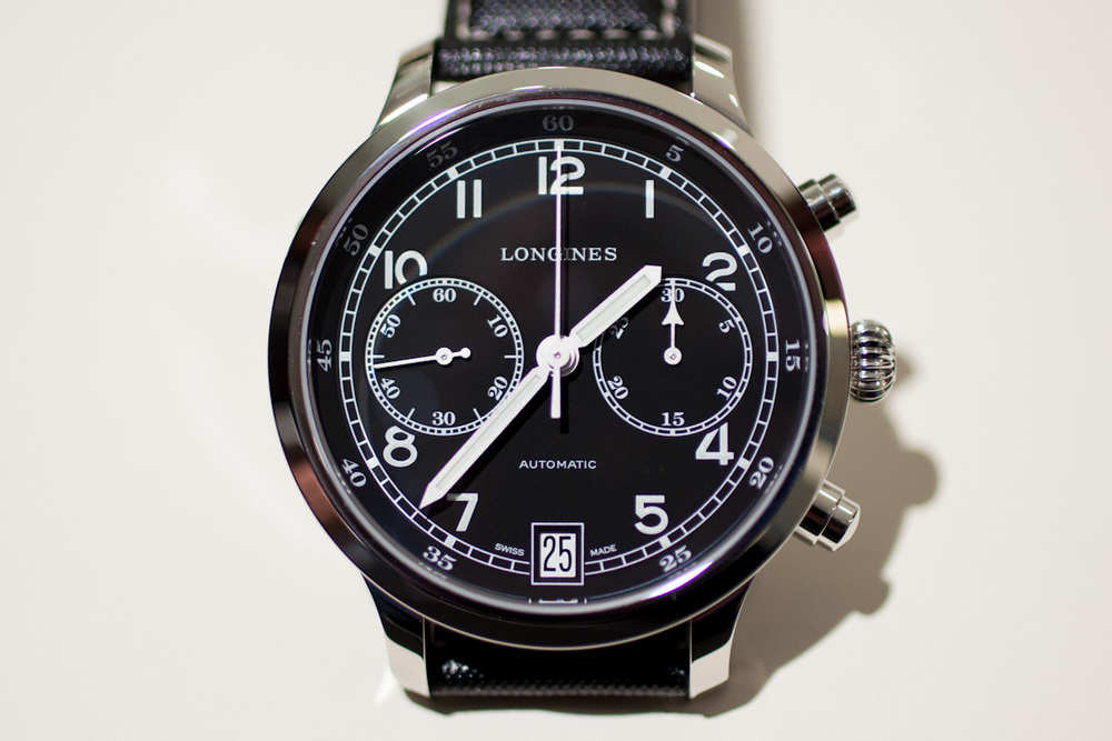Heritage Military 1938 Chronograph