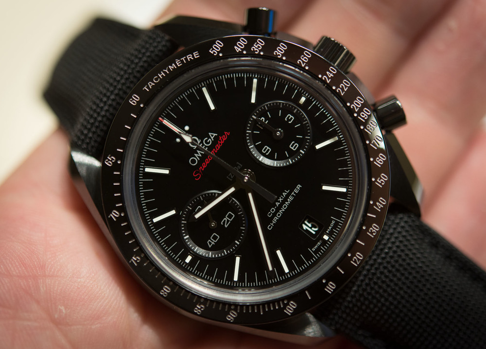 Thoughts On The Omega Speedmaster By Hodinkee Details