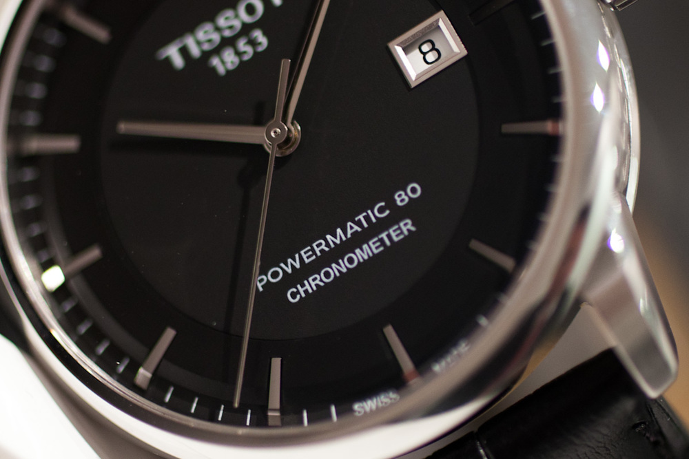 80 Hour Power Reserve and COSC Chronometer Certification