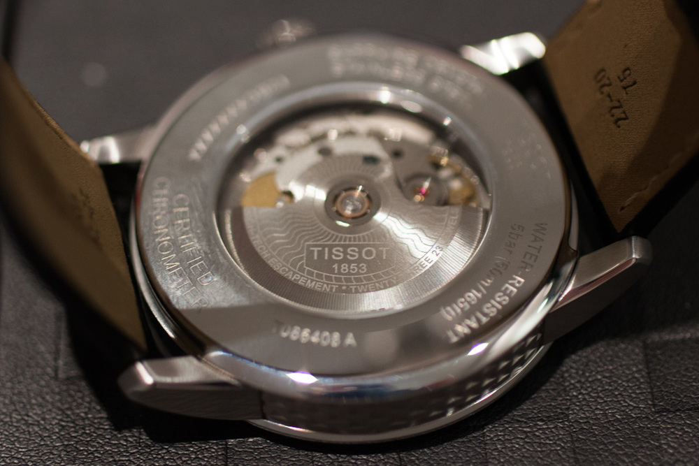 Lightly Decorated COSC Certified Movement
