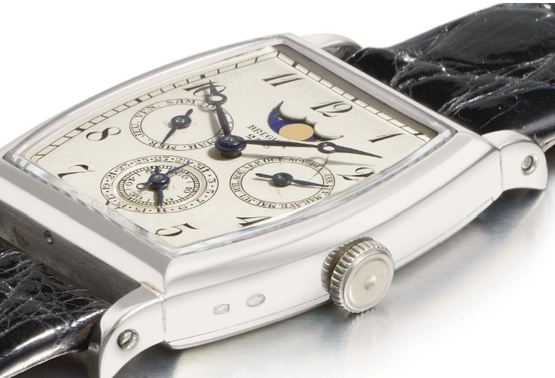 The First Wristwatch With A Purpose-Built Perpetual Calendar Movement