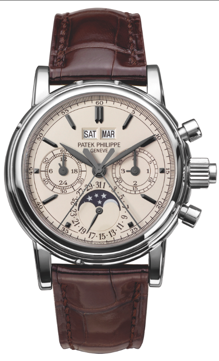 Patek Philippe 5004A - A Limited Edition of 50 pieces in stainless steel.