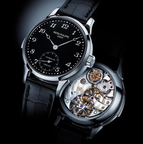 The Patek Philippe 3939A for Only Watch 2011