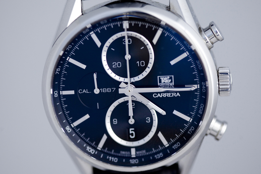 Cal. 1887 on the Sub-Seconds Dial