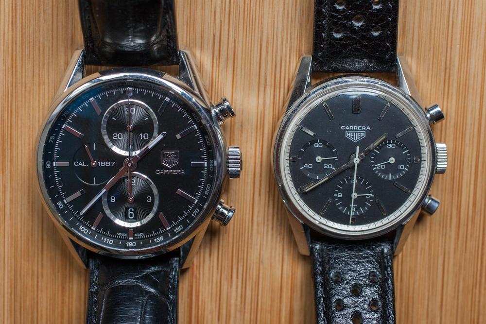 Carrera 1887 and 1963 Carrera