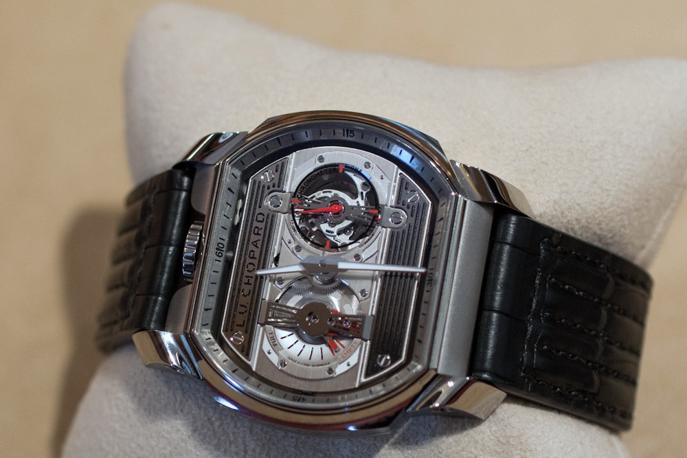 The Chopard Engine One H