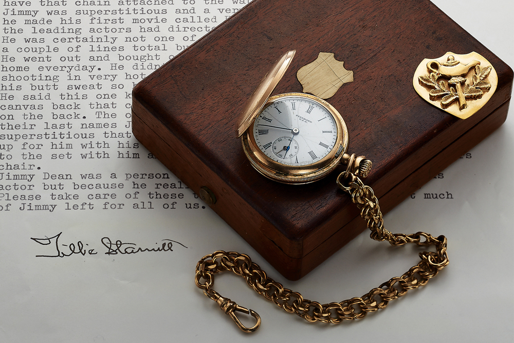 The Watch With The Letter From Tillie Starriet