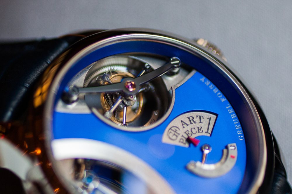 Greubel Forsey 30 Degree Double Tourbillon