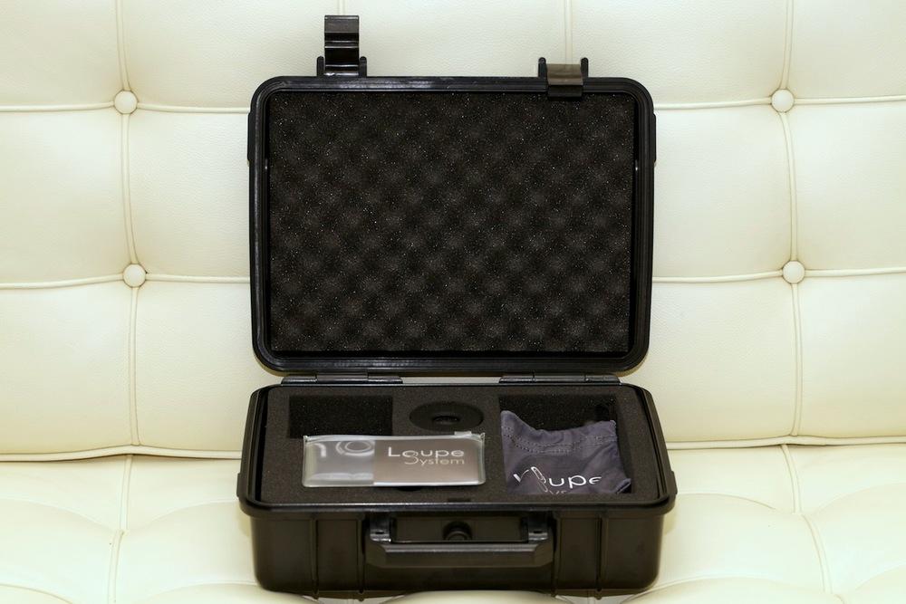 The Full Loupe System Kit