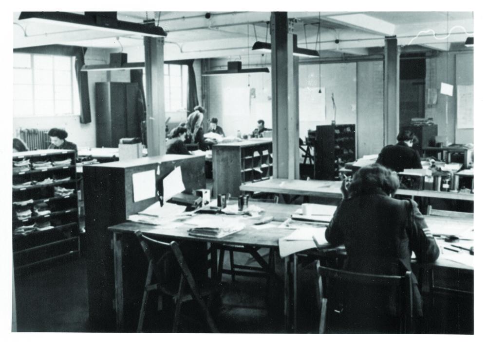 Hut 6, Bletchley Park's Nervecenter