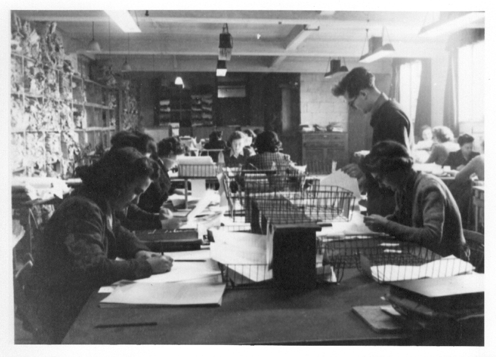 Breaking Codes At Bletchley Park