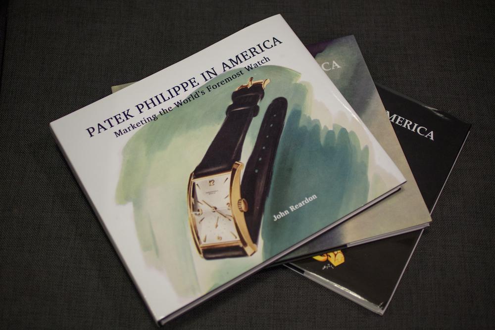 HODINKEE Columnist John Reardon's Patek Philippe Books