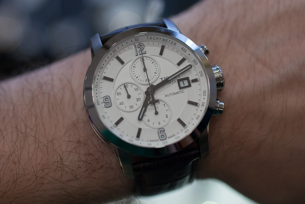 The PRC 200 On The Wrist