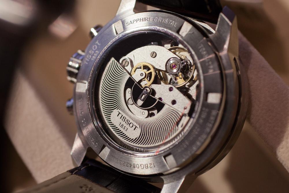 The C01.211 Chronograph Movement