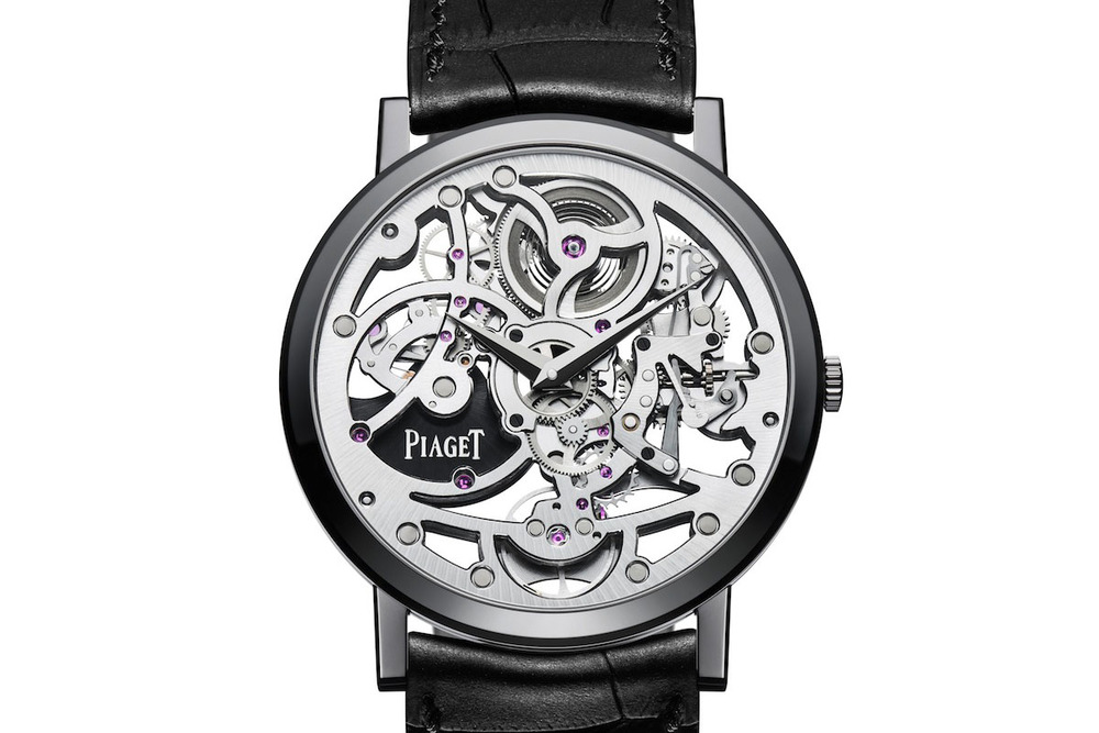 Piaget Altiplano 38mm Skeleton 1200S For Only Watch 2013