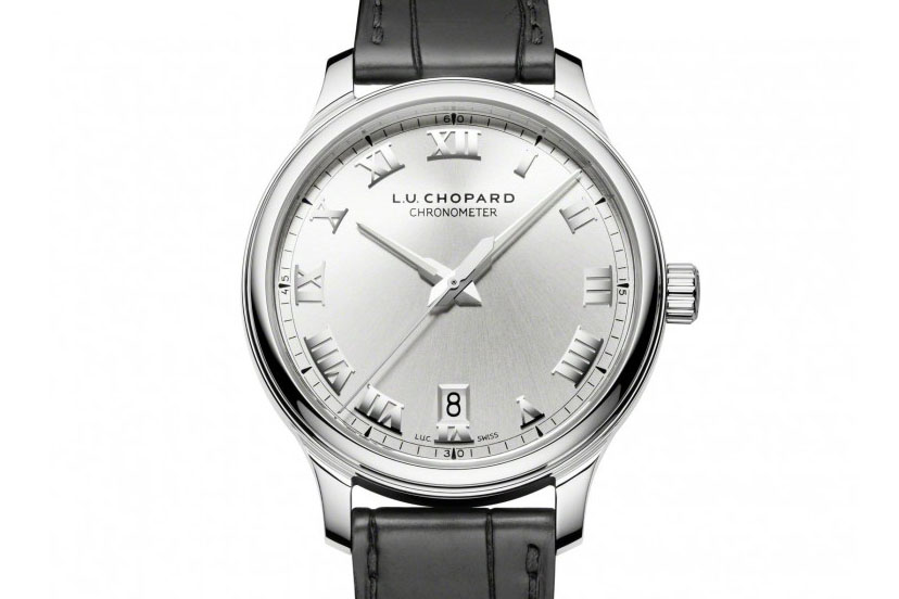 L.U.C 1937 Classic In Stainless Steel