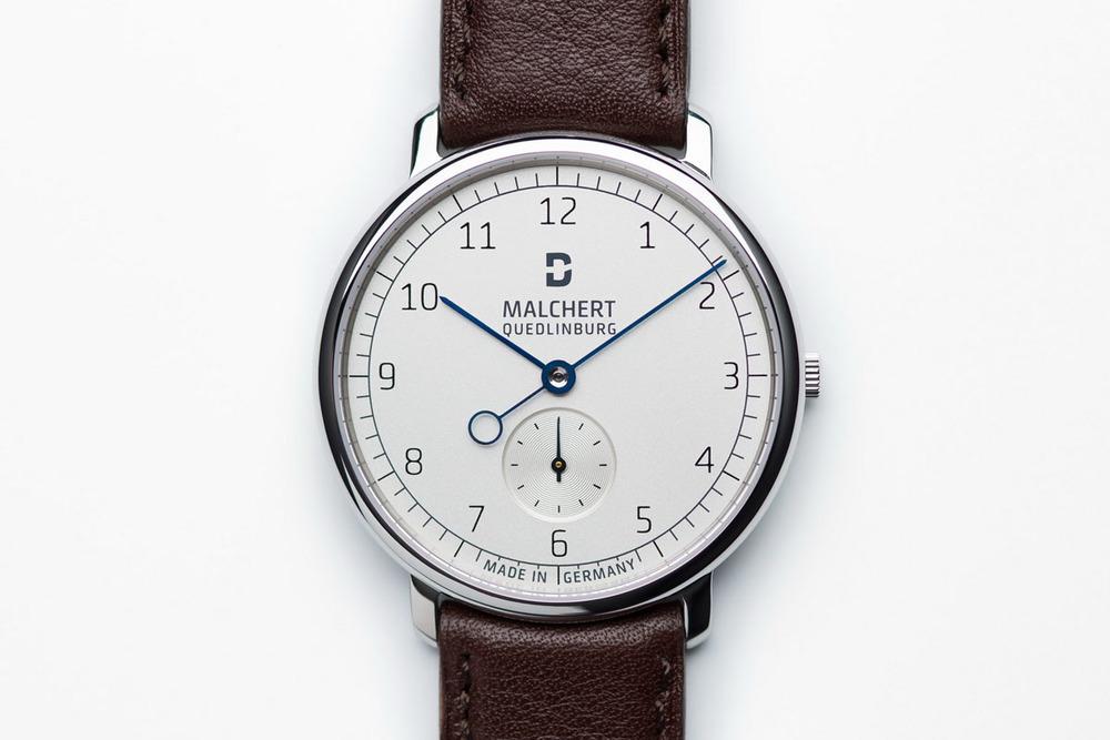 The First Daniel Malchert Watch