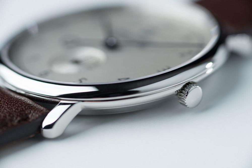 At 6.5mm, Malchert's Watch Is Very Thin