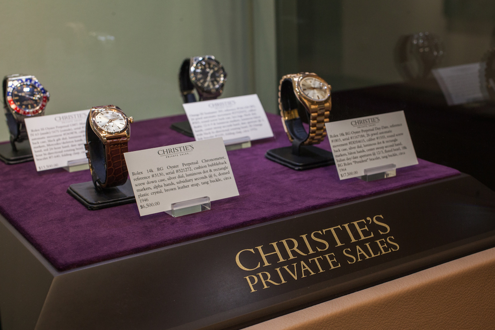 Christie's Private Sale