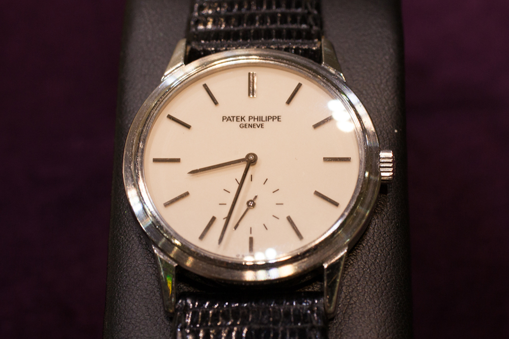 Patek Philippe 150th Anniversary Watch